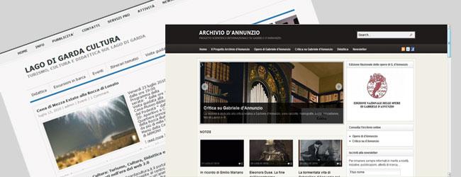 Progetti culturali, artistici, web 2.0 di Netlife s.r.l.