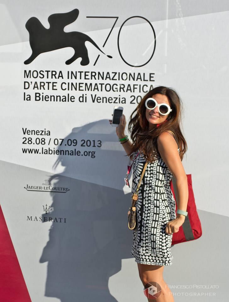 Francesca Anzalone - Comunicazione cinematografica e social