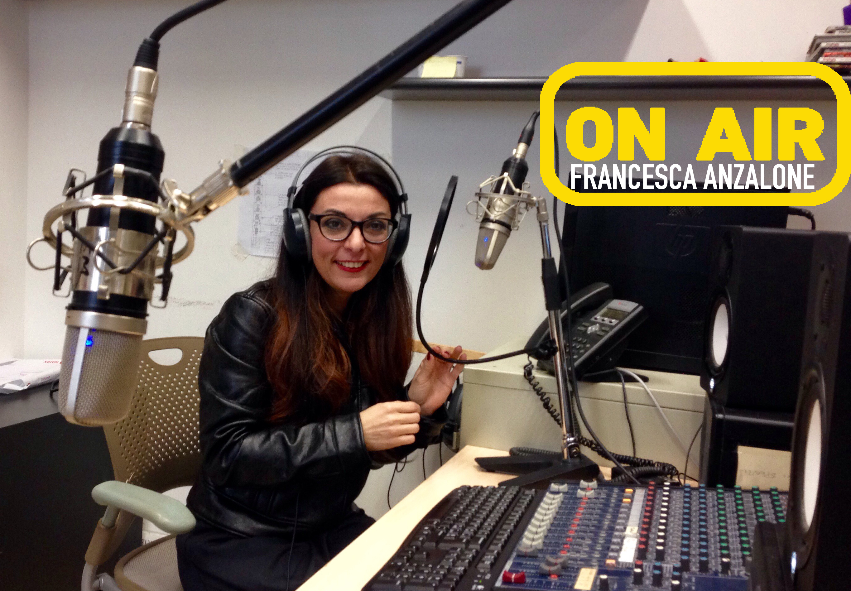 Francesca Anzalone su radio Ca' Foscari per parlare di comunicazione sul web