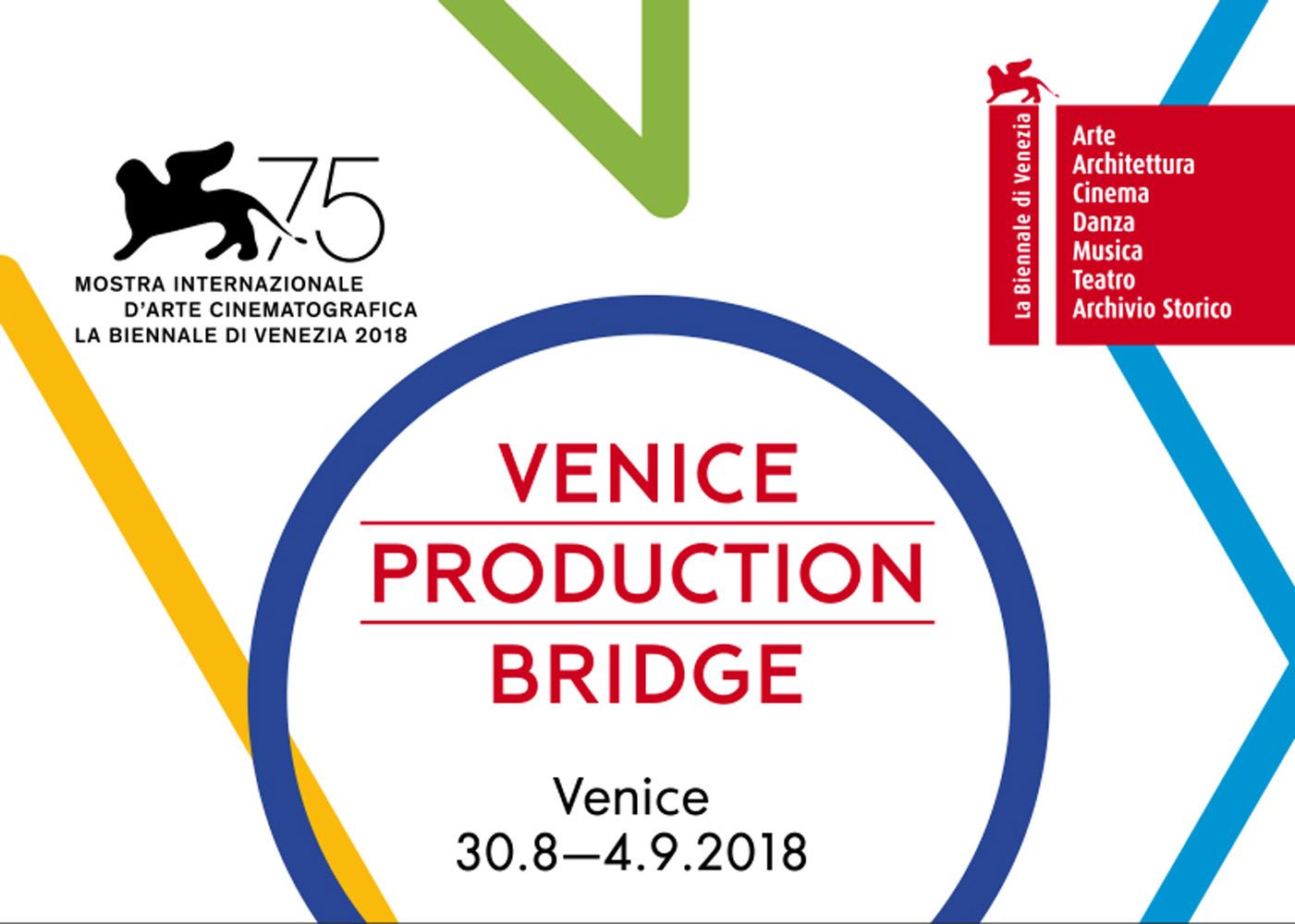 Venice Production Bridge a Venezia75