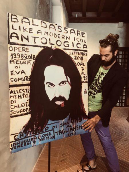 Manuel Baldassare - Like a modern Icon 1998-2018 antologica