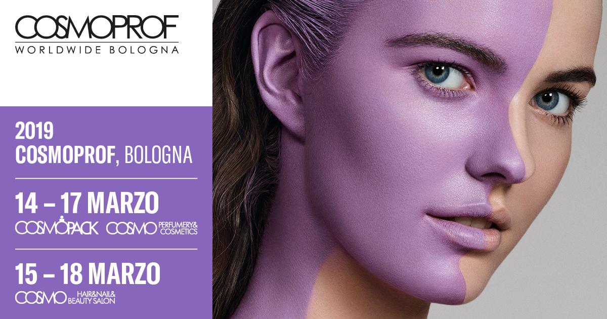 Cosmoprof Bologna 2019 - AGF88 Holding presenta le sue novità