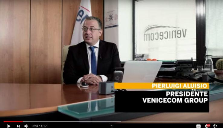 Video testimonianza VenicecomGroup e Sileron