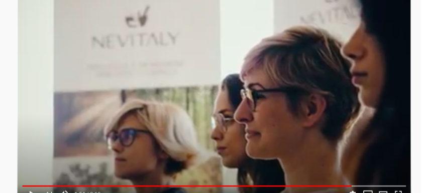 Video Storytelling Biocosm'ethics laboratorio bioscosmetico a Cartigliano (VI)