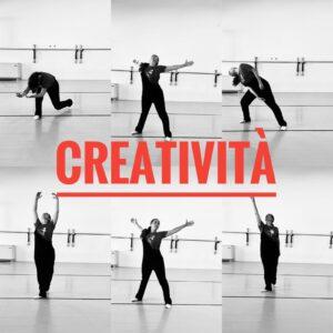 A lezione di creatività - Laboratorio creativo sul Problem Solving e le relazioni ispirato alla danza